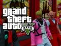 GTA 5 Unprepared Criminals!  (GTA 5 Funny Skits with The Crew!)