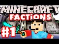 Minecraft Factions Part 1 - Starting Out! (Scottland Studios Public Minecraft Factions Server)