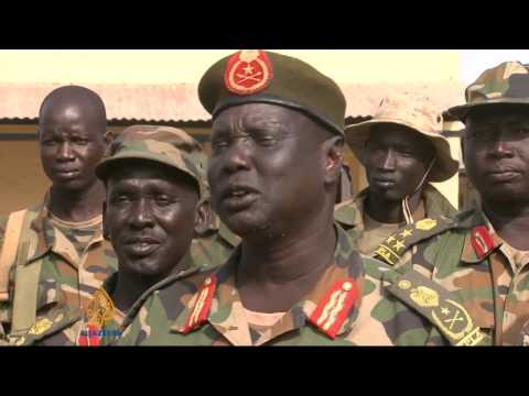 Uganda warns South Sudan's Machar to surrender