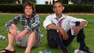 The Onion: Obama Starring in New Judd Apatow Comedy to Appeal to Younger Voters
