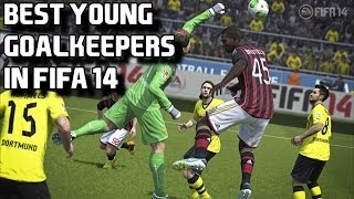 Video Top 10 Young Goalkeepers In Fifa 14 Career Mode!!