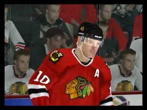 NHL 2004 Геймплей