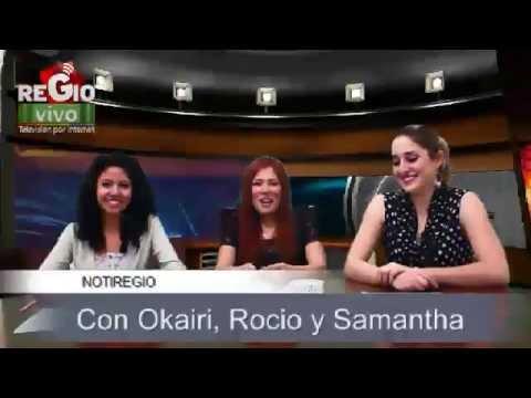 Noti Regio - Rocio Morales - Regio Vivo - Febrero - 5 - 2013