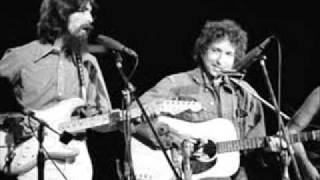 Bob Dylan and George Harrison: Gates of Eden