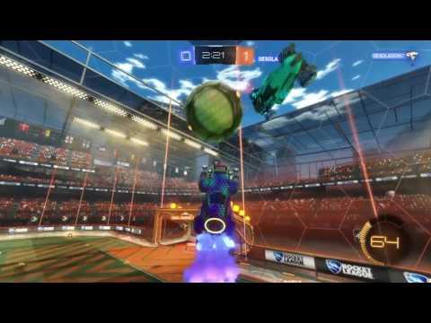 Rocket League Best Goals June 2017