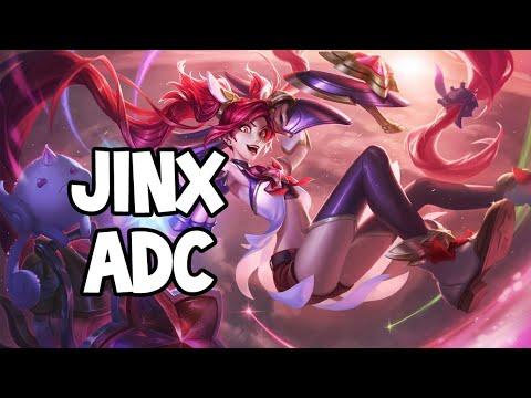 Jinx ADC Guide German S8 | League of Legends