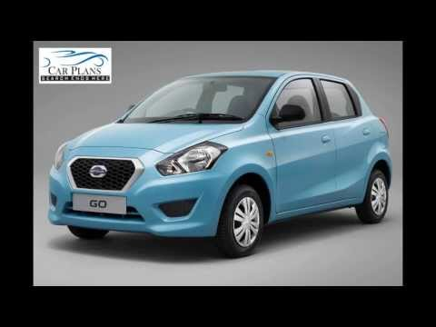Nissan unveils Datsun 'Go' hatchback, Carplans.in