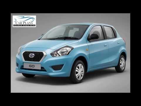 Nissan unveils Datsun 'Go' hatchback, Carplans.in