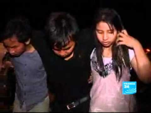 Chết vì bị dẫm đạp trong lễ hội té nước ở Campuchia
