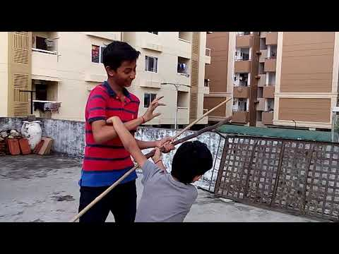 Funny fighting