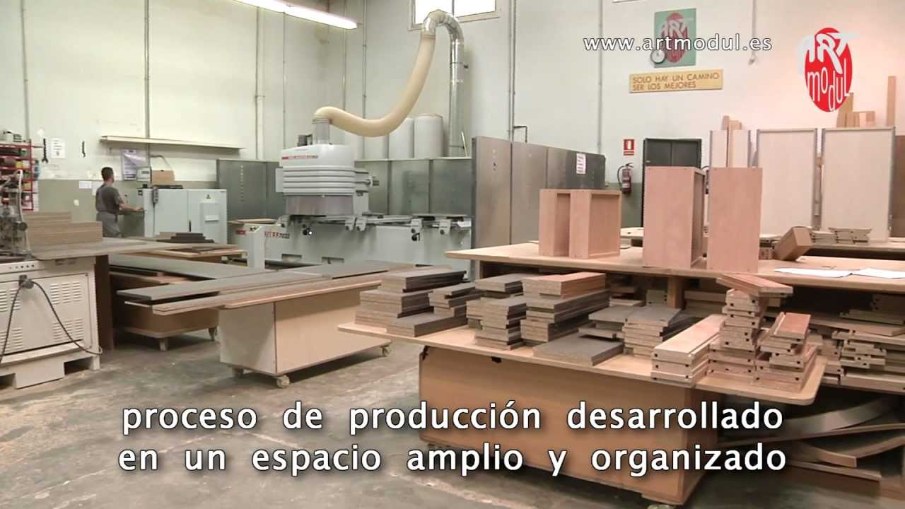 Art modul proceso de fabricaci n de los muebles full hd for Fabrica de muebles modernos precios