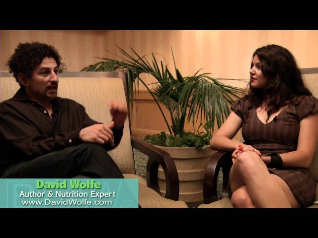David Wolfe Discusses Cacao - Blythe Raw Live