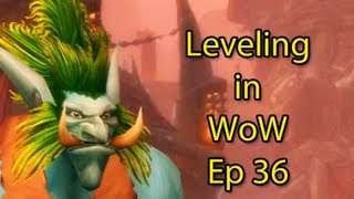 Leveling in WoW: Ep 36 - WHAT'S EVEN GOING ON