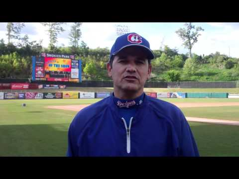 Carlos Subero Interview April 23, 2012