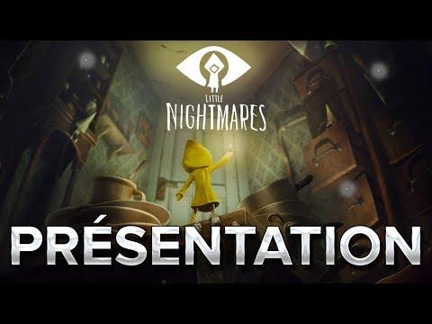 Little Nightmares : Présentation en 1min16