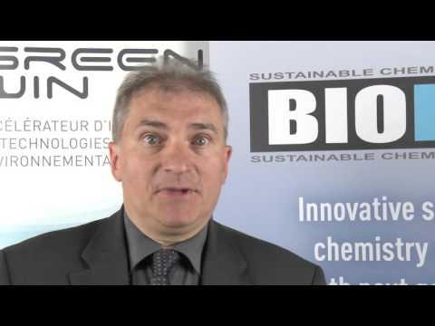Chimie verte et Biotechnologie blanche - 2014 : Patrick Di Stefano