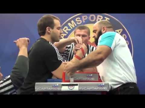 Muslim Russian Arm Wrestler