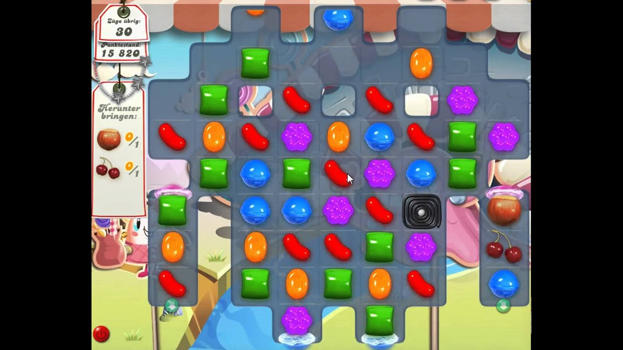 Candy Crush Level 95 Guide & Hints