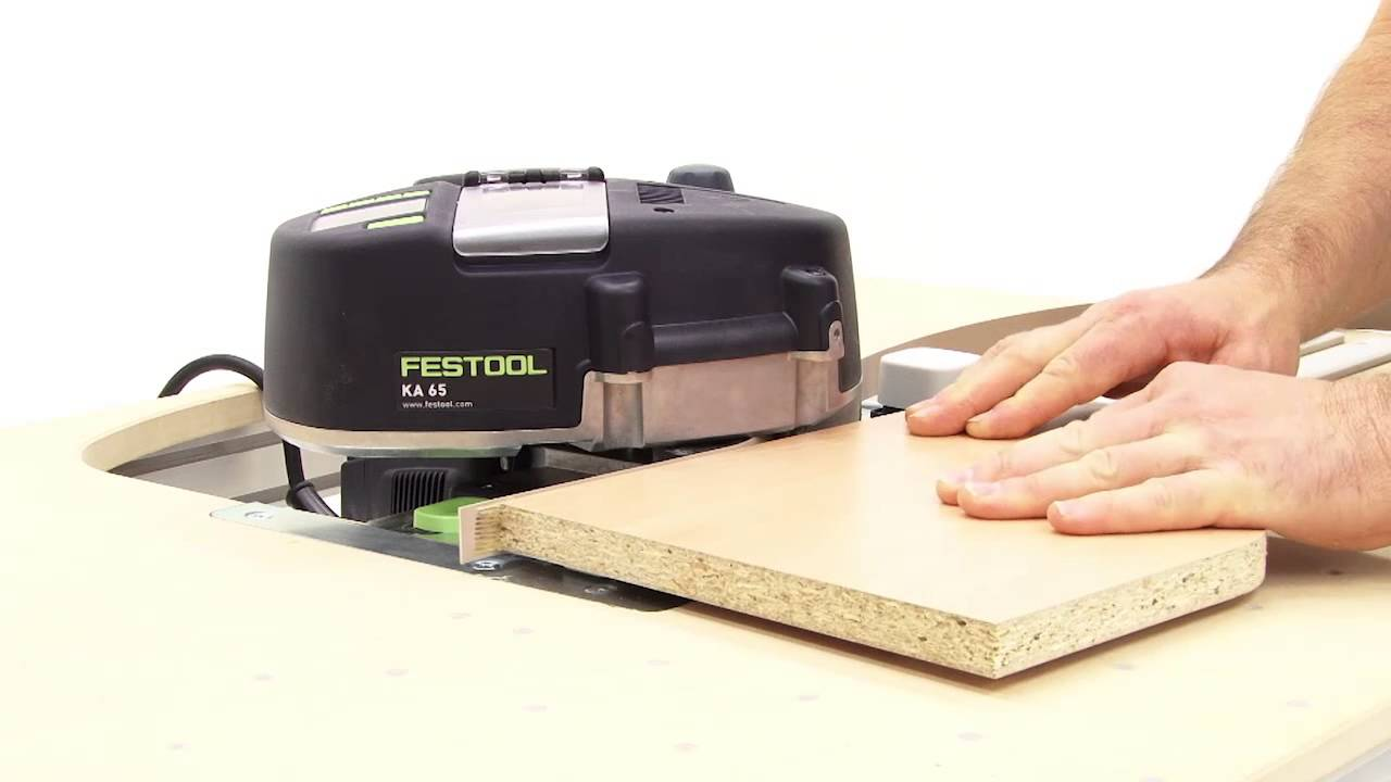 festool tv folge 44 bekanten eines formteiles mit innen. Black Bedroom Furniture Sets. Home Design Ideas