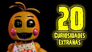 TOP 20: Las 20 Curiosidades Extrañas De Toy Chica De Five