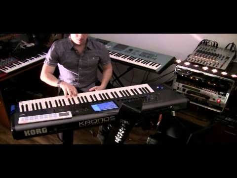 Korg Kronos - Austrian Grand Piano - SGX1 - Fernando Draganici