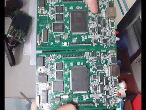 Dismemberment of Autocom Cdp Pro+ From Obd2autocom.Com