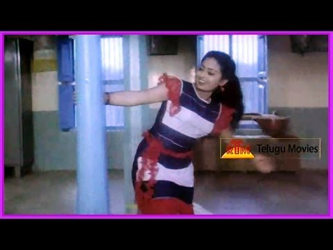 Mavoori Devatha Telugu Movie Lovely Scene - Murali & seetha