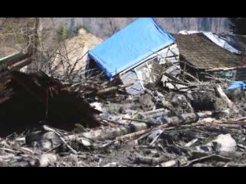 Washington landslide: 18 dead, 108 missing.