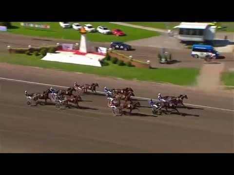 Vidéo de la course PMU OLYMPIATRAVET