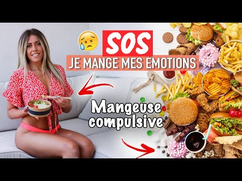 JE MANGE MES ÉMOTIONS : Comment faire ??