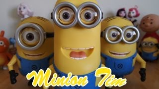 Minion Tim Despicable Me 2 Singing Action Figure Toy