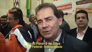 Convenção Municipal do Solidariedade São Paulo-SP