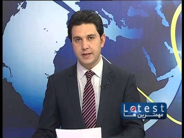 The latest Farsi news from 1TV 08.03.2014