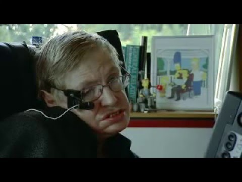 Stephen Hawking discusses his stint on 'The Simpsons'