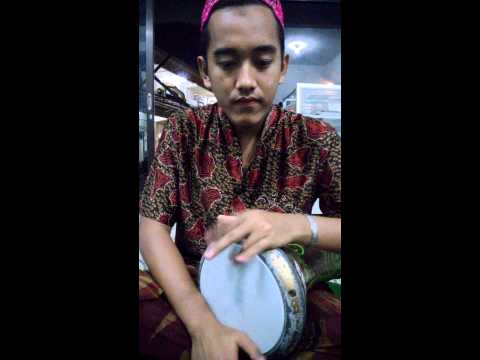 Darbuka Denny Qadafi in Indonesia