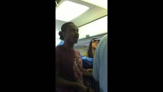*Original* Judi Jai From Bad Girls Club Freaking Out On A