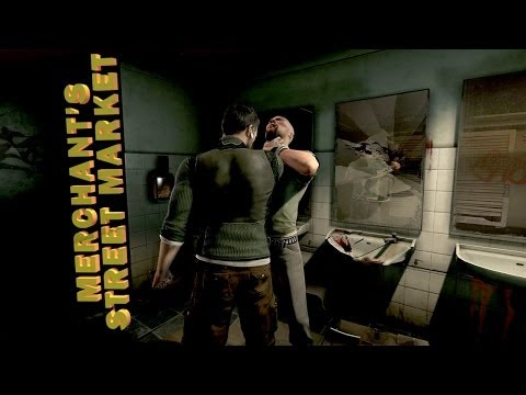 Splinter Cell: Conviction | Lv1 Walkthrough | Merchant's Street Market