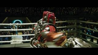 Real Steel On Blu-ray™ Combo Pack, DVD, And Digital Jan