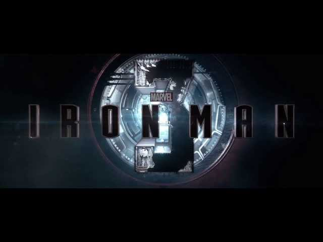 Marvel's Iron Man 3 Official Blu-ray & HD Digital Trailer