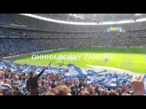 Oh Bobby Zamora Full Song QPR Karaoke