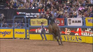 2016 Wrangler NFR Round 10 Highlights