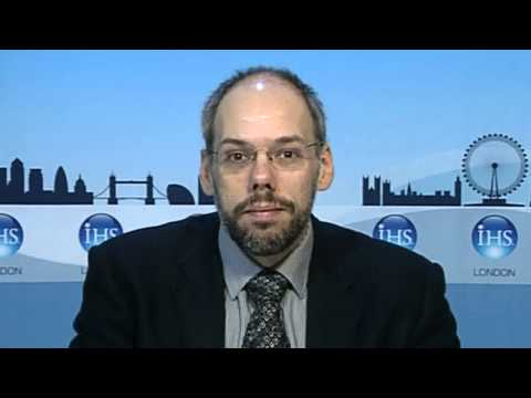 Oil prices to go sideways for next few months - IHS Global Insight's Simon Wardell