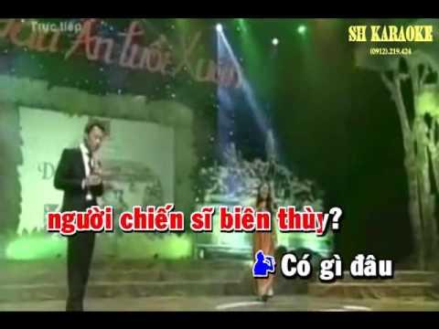 Gui em o cuoi song hong beat Bb ok