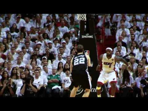 LeBron James' RIDICULOUS block from all angles!