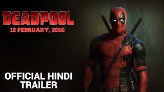 Deadpool   Official Hindi Trailer 2016   20th Century FOX