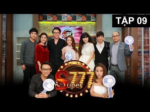 SUPER 777   Tập 9 - FULL HD   Hồ Quang Hiếu hội ngộ Lý Hải tiết lộ bí quyết làm MV   040317