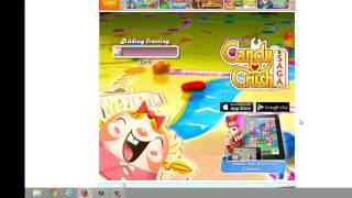 Truco Para Candy Crush Solo En Facebook Pasar Los Niveles
