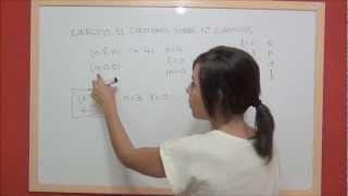 Química práctica. Ejercicio 10 Estructura atómica