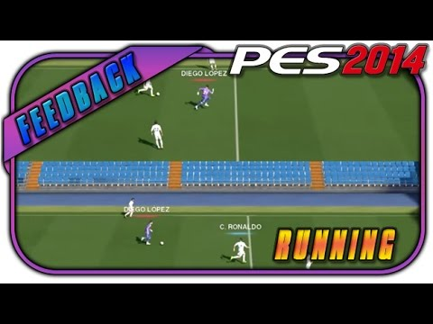 PES 2014 Stats for speed doesn't play any role