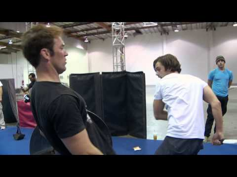 Marvel's Captain America: The Winter Soldier - Blu-ray Featurette 3